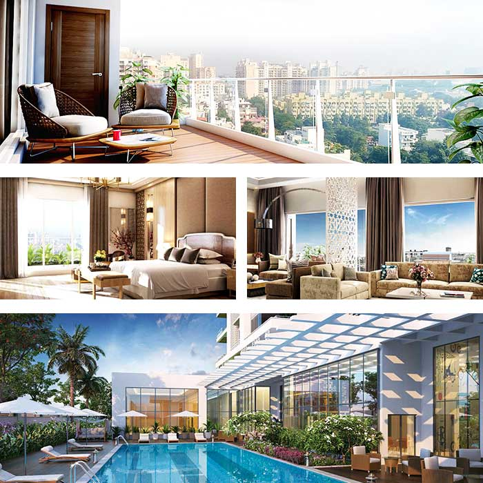 What is the Specification of Silverglades Hightown Residences?